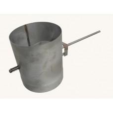 Klapka kouřovodu nerez ø 160/330 mm