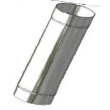 Kouřovod nerez ø 130mm délka 500 mm 0,6mm