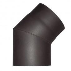 Koleno 90° pevné ø 125 mm s čistícím otvorem tl.1,5mm