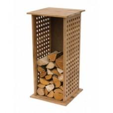 Stojan na dřevo z přírodního dřeva LIENBACHER LB 21.02.454.2