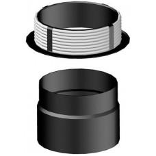 Redukce pro přípojení do keramického komínu 150/200mm