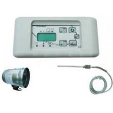 Automatická regulace přívodu vzduchu 150 RT 08 OS