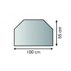 Podkladové tvrzené sklo pod kamna Lienbacher 21.02.871.2